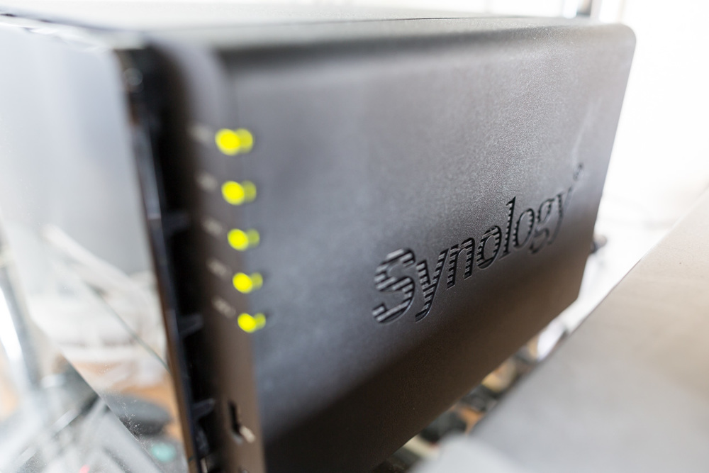 A robust backup system for your wedding photographs