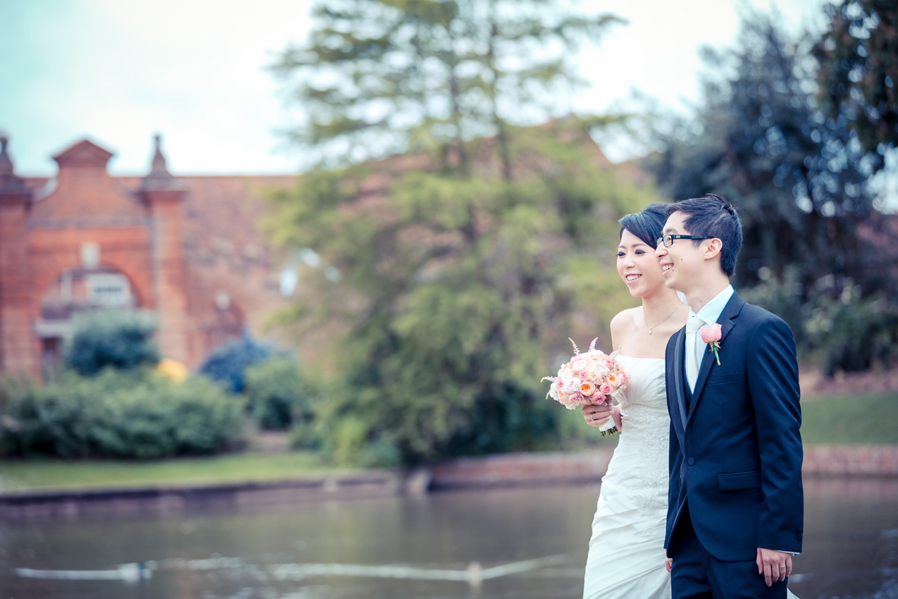 Forty Hall Estate & Yi Ban Chinese wedding Day – Vivien & Jeremy