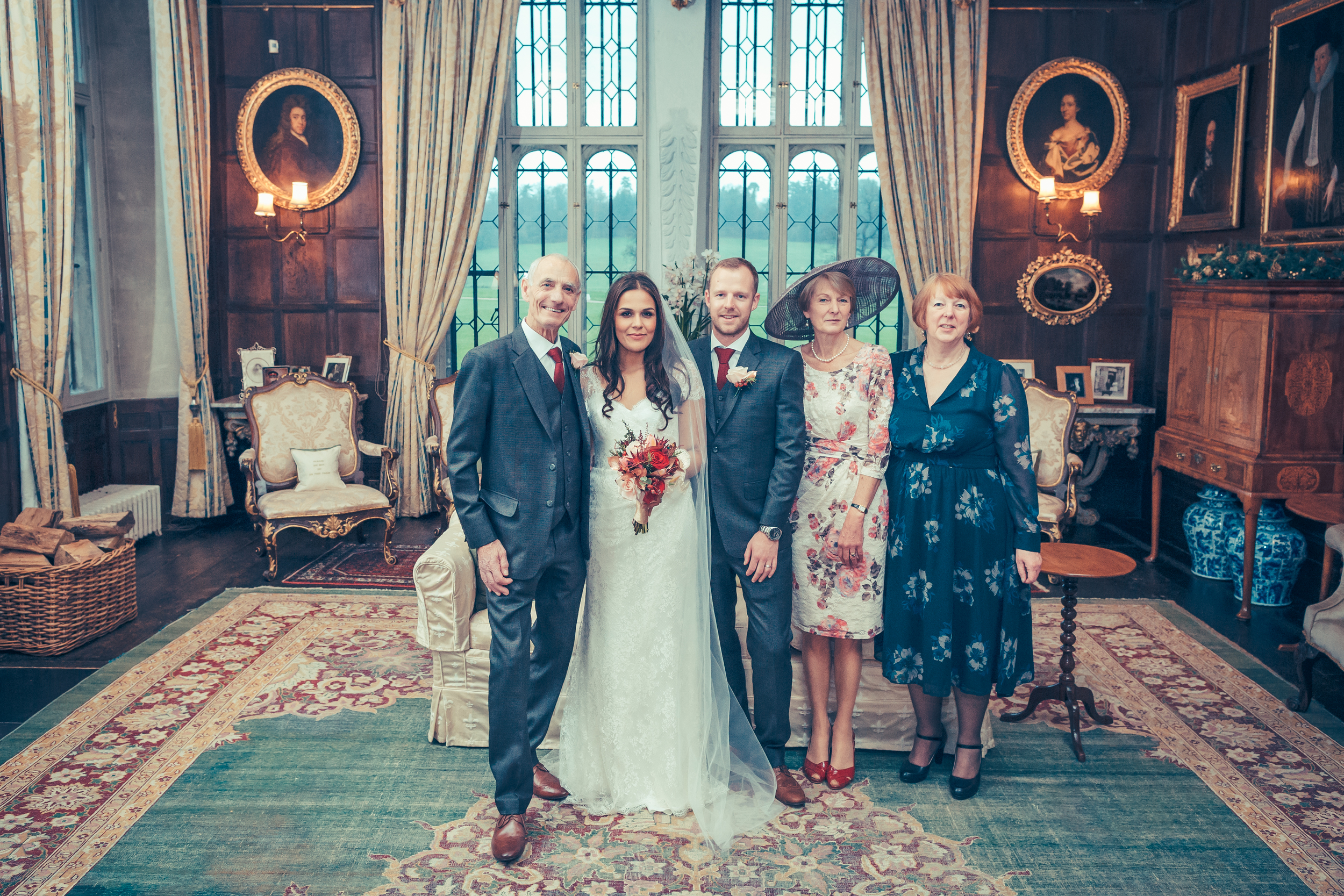 Loseley Manor House Wedding-Siobhan and Steve