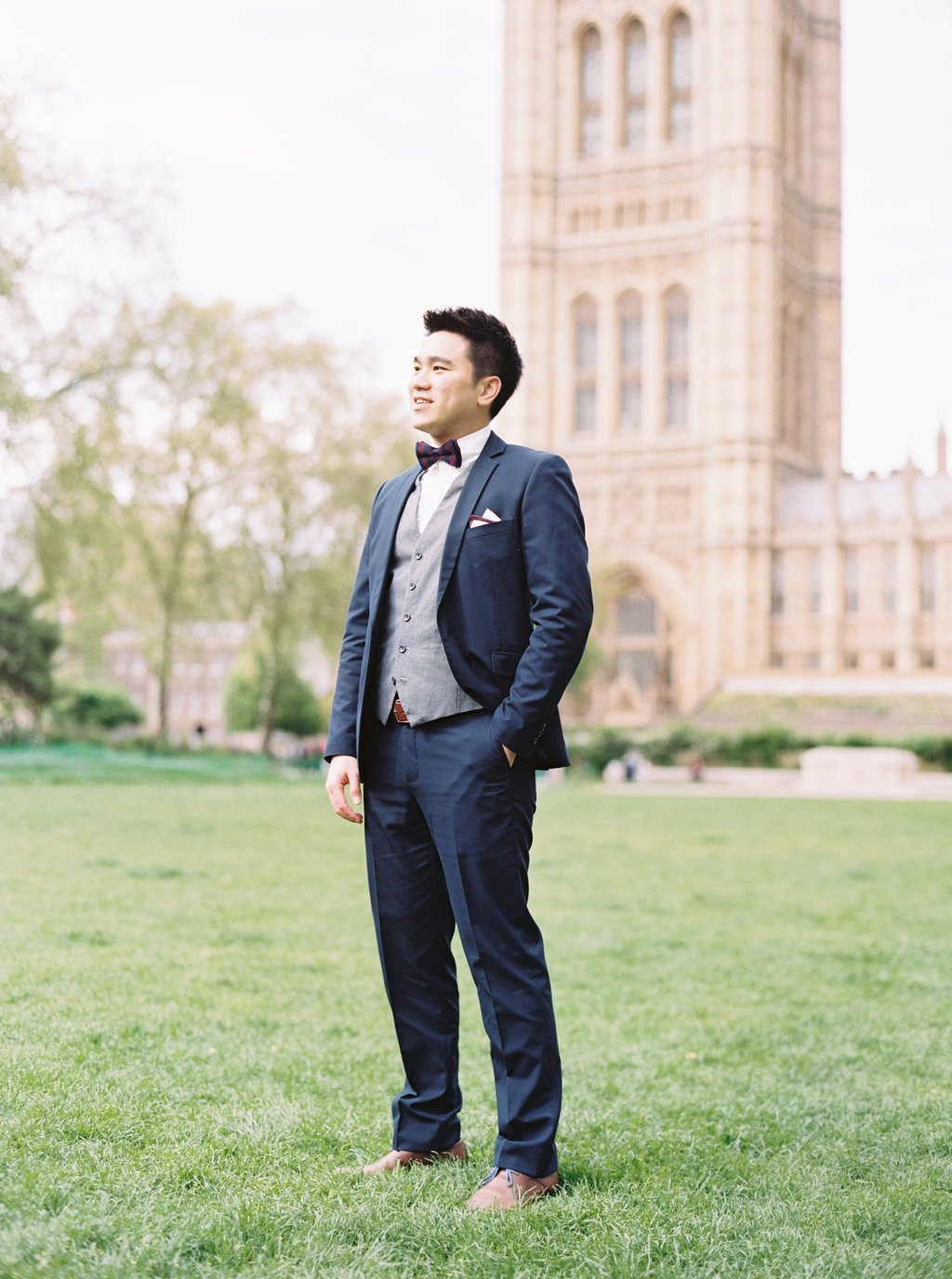 Oversea per wedding photography London Westminster House of Parliment