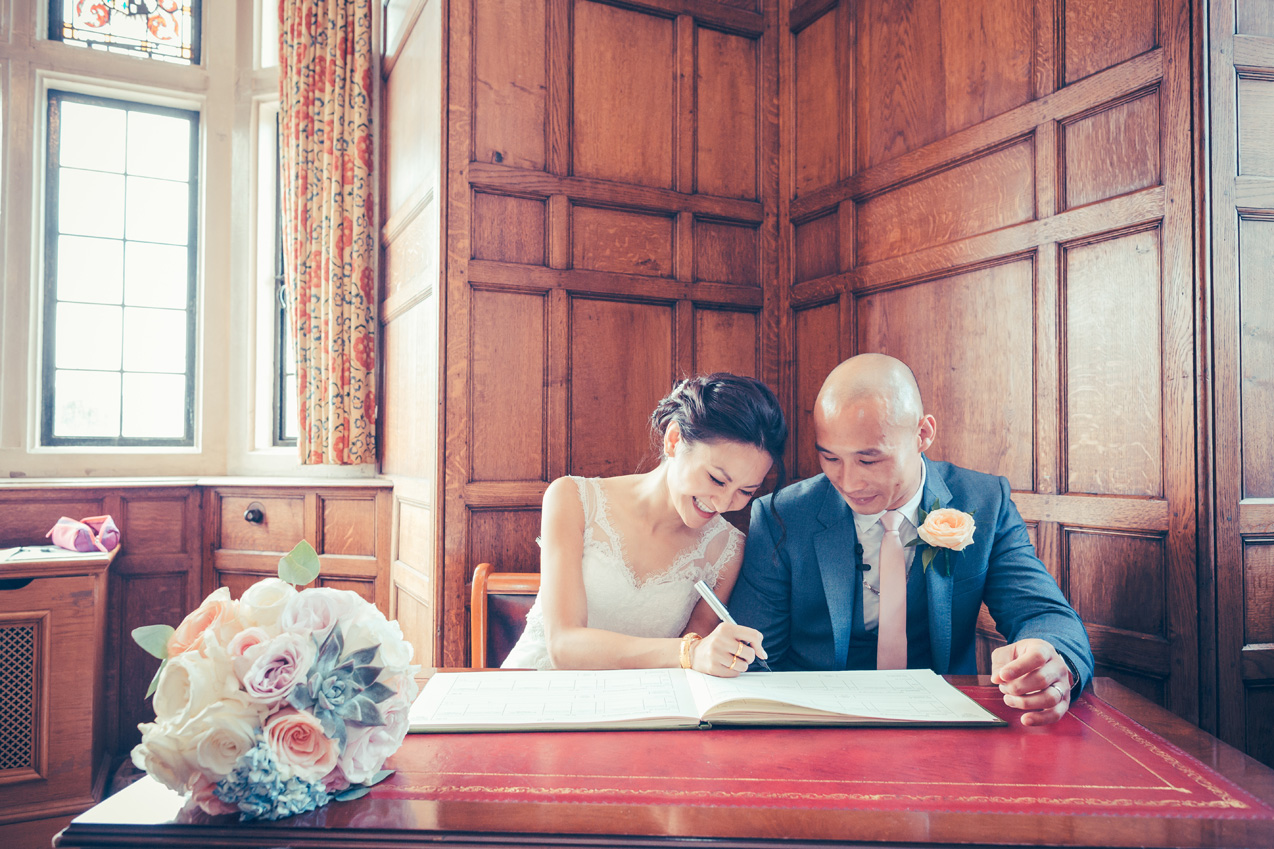 Charlton House and China Boulevard – Gua and Sayha Wedding Day